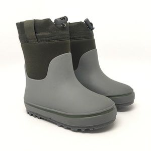 Cat & Jack Water Resistant Toggle Boots Toddler 8